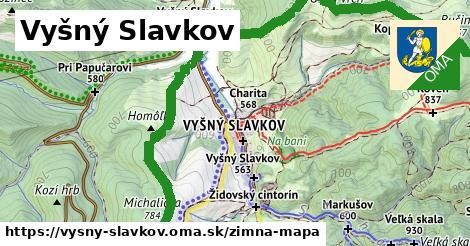 ikona Zimná mapa zimna-mapa  vysny-slavkov