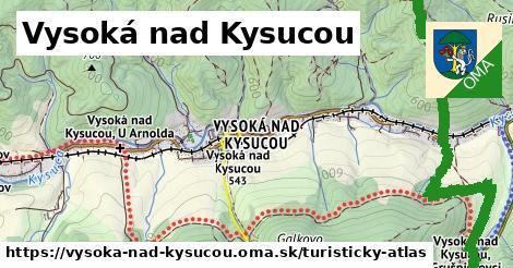 ikona Turistická mapa turisticky-atlas  vysoka-nad-kysucou