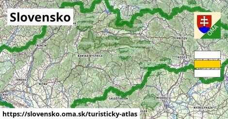 ikona Turistická mapa turisticky-atlas  www