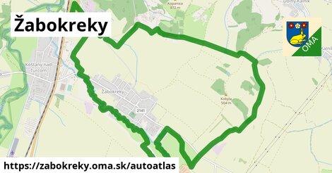 ikona Mapa autoatlas  zabokreky