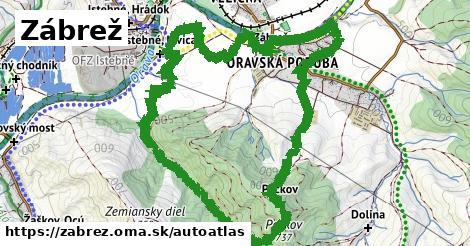 ikona Mapa autoatlas  zabrez