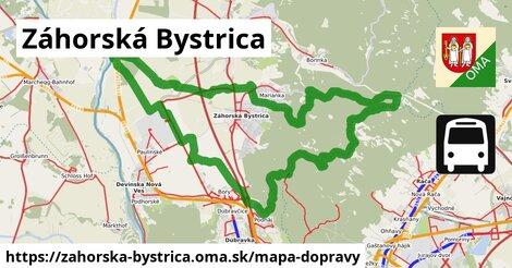 ikona Mapa dopravy mapa-dopravy  zahorska-bystrica