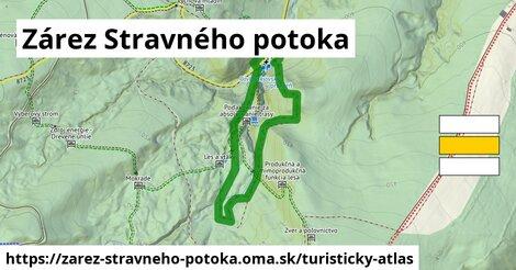 ikona Turistická mapa turisticky-atlas  zarez-stravneho-potoka
