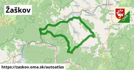 ikona Mapa autoatlas  zaskov