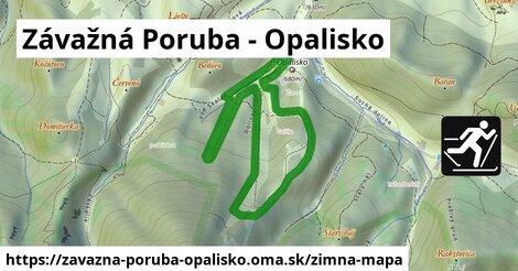 ikona Zimná mapa zimna-mapa  zavazna-poruba-opalisko