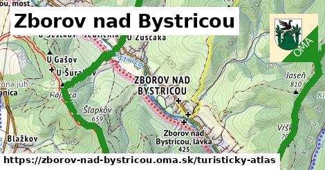 ikona Turistická mapa turisticky-atlas  zborov-nad-bystricou