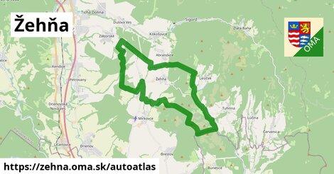 ikona Mapa autoatlas  zehna