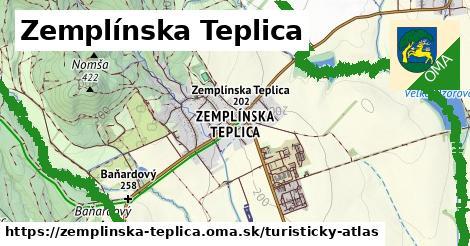 ikona Turistická mapa turisticky-atlas  zemplinska-teplica