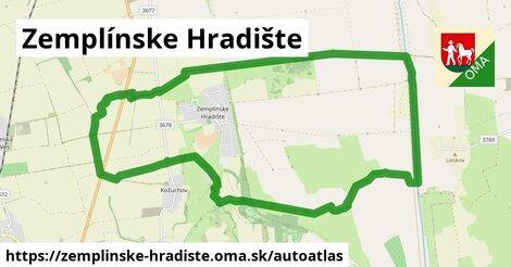 ikona Mapa autoatlas  zemplinske-hradiste