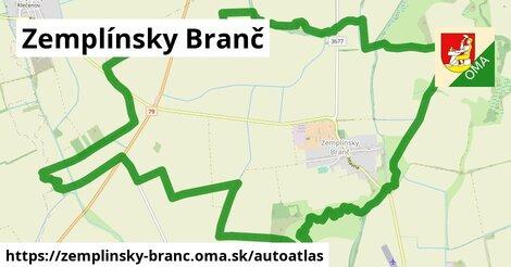 ikona Mapa autoatlas  zemplinsky-branc