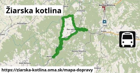 ikona Mapa dopravy mapa-dopravy  ziarska-kotlina