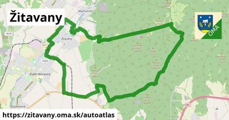 ikona Mapa autoatlas  zitavany