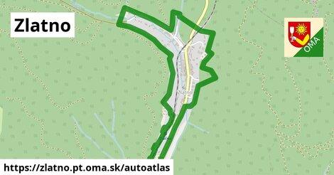 ikona Mapa autoatlas  zlatno.pt
