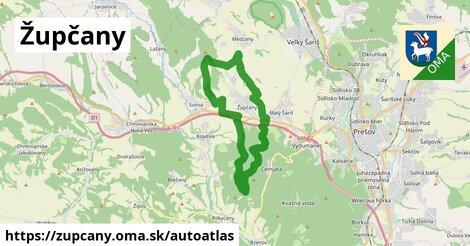 ikona Mapa autoatlas  zupcany