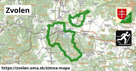 ikona Zimná mapa zimna-mapa  zvolen