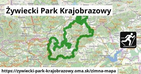 ikona Zimná mapa zimna-mapa  zywiecki-park-krajobrazowy