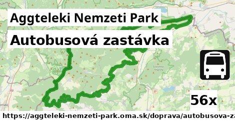ilustračný obrázok k Autobusová zastávka, Aggteleki Nemzeti Park