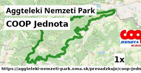 ilustračný obrázok k COOP Jednota, Aggteleki Nemzeti Park