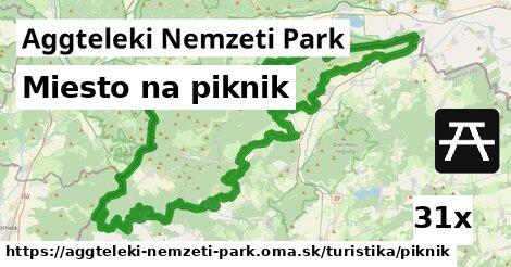 ilustračný obrázok k Miesto na piknik, Aggteleki Nemzeti Park