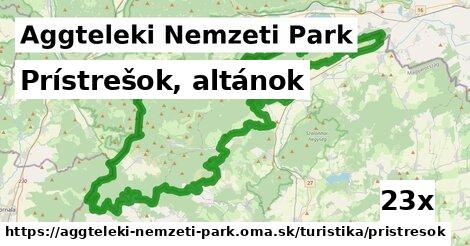 ilustračný obrázok k Prístrešok, altánok, Aggteleki Nemzeti Park