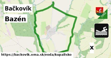 ilustračný obrázok k Kúpalisko, Bačkovík