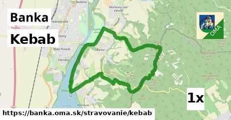 kebab v Banka