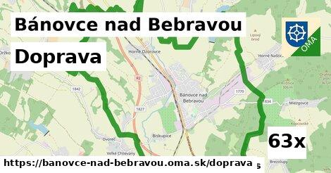 doprava v Bánovce nad Bebravou