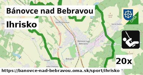 Ihrisko, Bánovce nad Bebravou