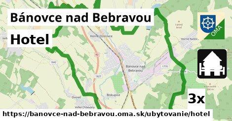 ilustračný obrázok k Hotel, Bánovce nad Bebravou