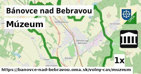 Múzeum, Bánovce nad Bebravou