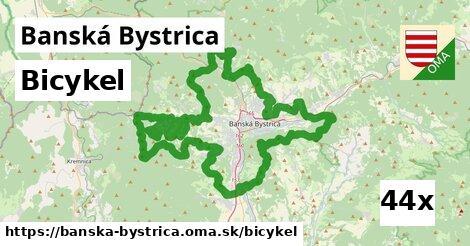bicykel v Banská Bystrica