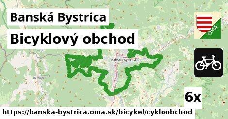 ilustračný obrázok k Bicyklový obchod, Banská Bystrica