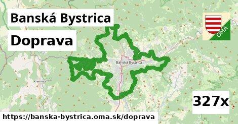 doprava v Banská Bystrica