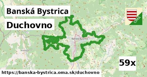 duchovno v Banská Bystrica