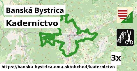 ilustračný obrázok k Kaderníctvo, Banská Bystrica