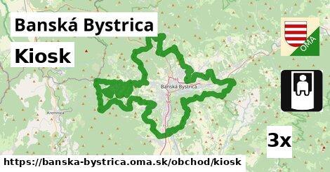 ilustračný obrázok k Kiosk, Banská Bystrica
