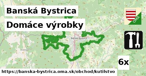 ilustračný obrázok k Domáce výrobky, Banská Bystrica