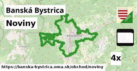 ilustračný obrázok k Noviny, Banská Bystrica
