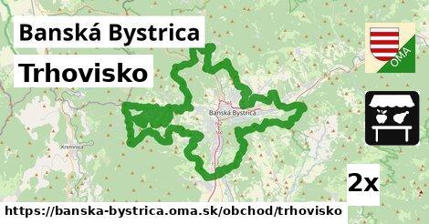 trhovisko v Banská Bystrica