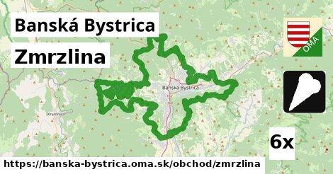 ilustračný obrázok k Zmrzlina, Banská Bystrica