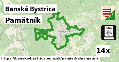 ilustračný obrázok k Pamätník, Banská Bystrica