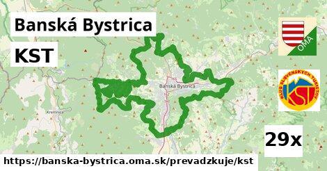 ilustračný obrázok k KST, Banská Bystrica