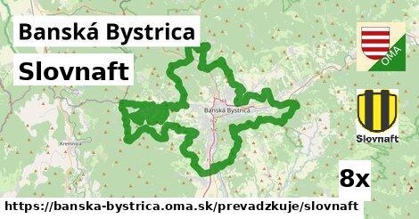 ilustračný obrázok k Slovnaft, Banská Bystrica