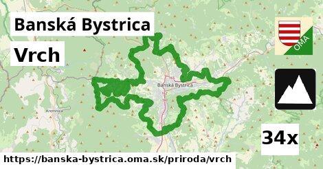 ilustračný obrázok k Vrch, Banská Bystrica