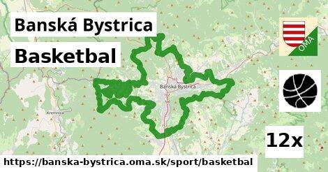ilustračný obrázok k Basketbal, Banská Bystrica
