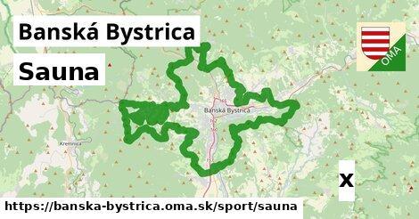 ilustračný obrázok k Sauna, Banská Bystrica