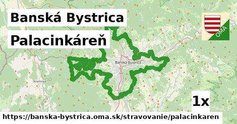 ilustračný obrázok k Palacinkáreň, Banská Bystrica