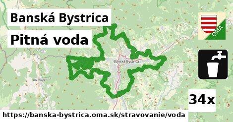 ilustračný obrázok k Pitná voda, Banská Bystrica
