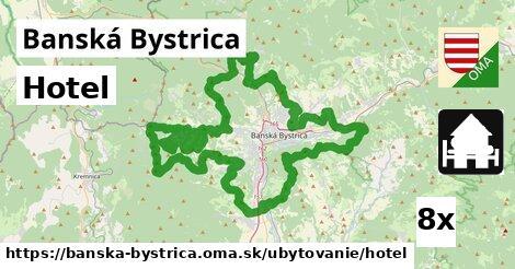 ilustračný obrázok k Hotel, Banská Bystrica