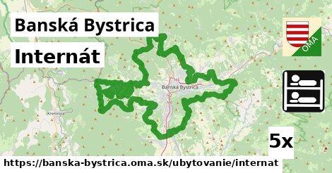 internát v Banská Bystrica